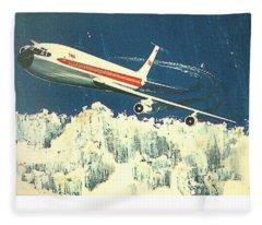 707 In The Air Fleece Blanket