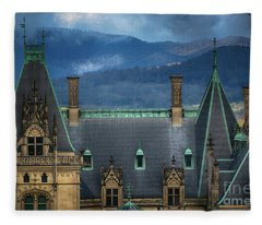 Biltmore Estate Fleece Blanket