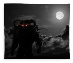 Demon Fleece Blanket