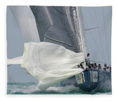 Downwind Work Fleece Blanket