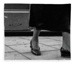 Unladen Weight Fleece Blanket