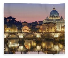 City Fleece Blanket