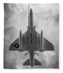 A-4 Skyhawk Fleece Blanket