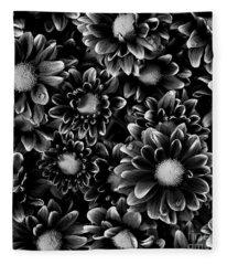 A Bouquet  Fleece Blanket