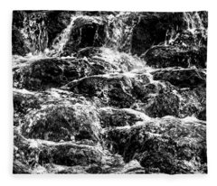 A Chaotic Passage Fleece Blanket