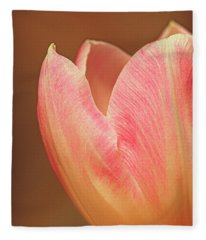 A Gift Of Spring Fleece Blanket