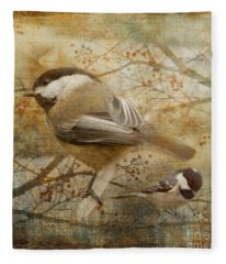 A Harbinger Of Changes 2015 Fleece Blanket