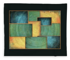 A Light Well Fleece Blanket