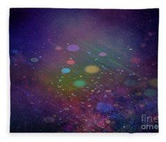 A New Star Nursery Fleece Blanket