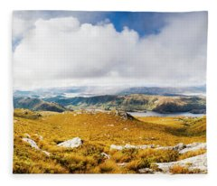 A Range Of Colours Fleece Blanket
