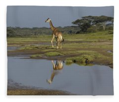 A Real Standout Fleece Blanket