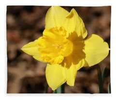 A Spring Blessing Fleece Blanket