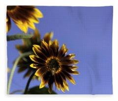 A Summer's Day Fleece Blanket
