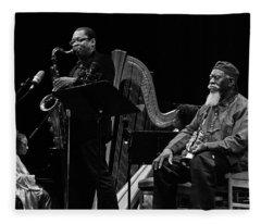 A Tribute To Alice Coltrane 4 Fleece Blanket