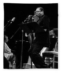 A Tribute To Alice Coltrane 7 Fleece Blanket