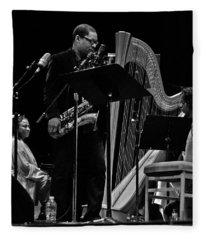 A Tribute To Alice Coltrane Fleece Blanket