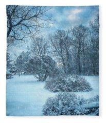 A Winters Tale Fleece Blanket
