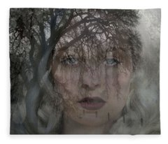 A Winter's Tale Fleece Blanket