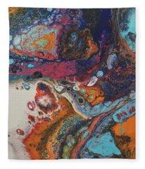 A Wonderful Life Fleece Blanket