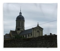 Abbey De Juaye Mondaye Fleece Blanket