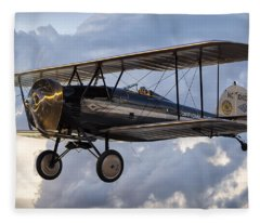 Above It All Fleece Blanket