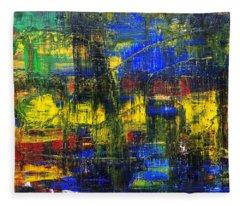Abstract # 2  Fleece Blanket