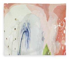 Abstract 45 Fleece Blanket