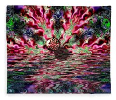 Abstract 93016.1 Fleece Blanket