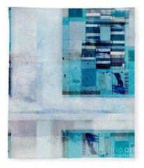 Abstractitude - C02v Fleece Blanket