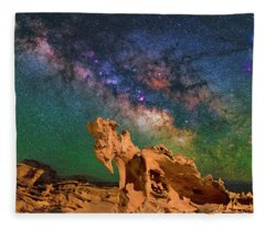 Achiyalabopa Fleece Blanket