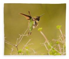 Acrobat Fleece Blanket