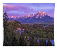 Admiration Fleece Blanket