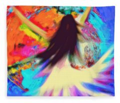 Adoration Fleece Blanket