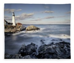 Afternoon Light Fleece Blanket