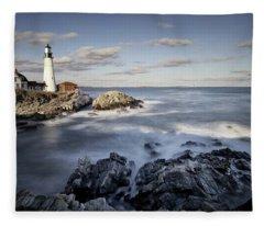 Afternoon Light Fleece Blanket