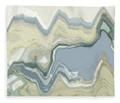 Agate Fleece Blanket