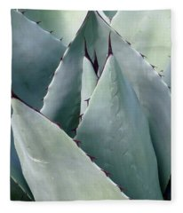 Agave Parryi Fleece Blanket