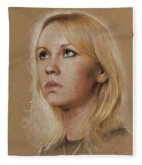 Agnetha Fleece Blanket
