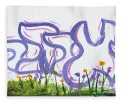 Ahava Nf20-145 Fleece Blanket