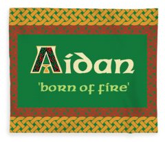 Aidan Fleece Blanket
