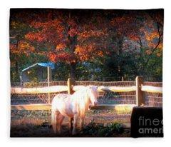 Ajax Fleece Blanket