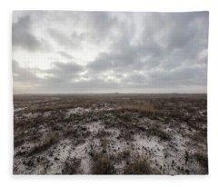 Alabama Dunes  Fleece Blanket