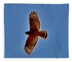Osprey Fleece Blanket