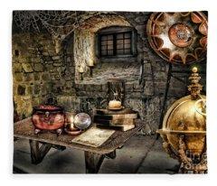 Alchemist Chamber Fleece Blanket