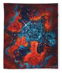 Alchemy  Fleece Blanket