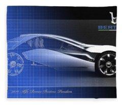 Bertone Fleece Blankets