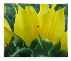 Alien World Fleece Blanket