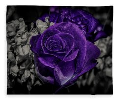 All About Colors Fleece Blanket