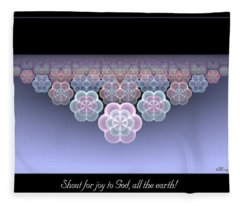 All The Earth Fleece Blanket