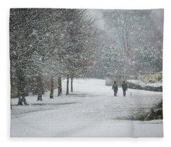 All Weathers Fleece Blanket